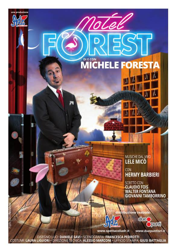 MOTEL FOREST_Michele Foresta Show