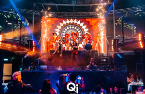 Qi Clubbing